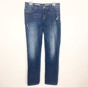 Pilcro and the Letterpress Anthro Hyphen Jeans 27